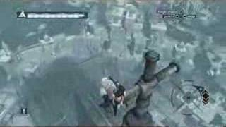 Assassin's Creed BIGEST TOWER JUMP