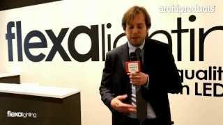 FLEXALIGHTING   ROBERTO MANTOVANI - I Saloni 2013