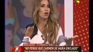 Intrusos-Entrevista Florencia Peña 1 parte