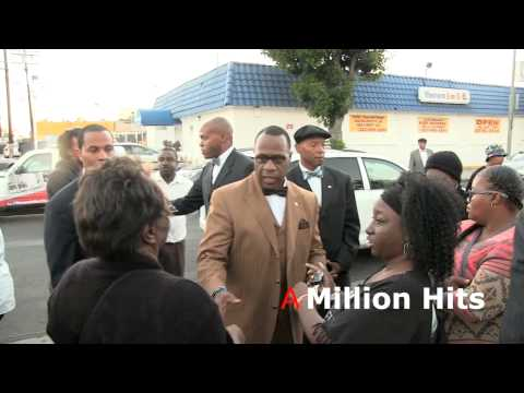 A Million Hits Summer 2015/LAPD/100Days/EzellFord Homicides