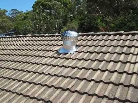 Installing Roof Vents 1 Youtube