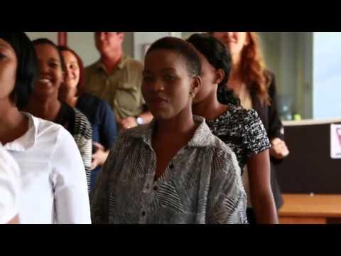 Hellmann South Africa Office Flashmob