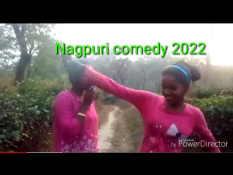 Nagpuri comedy video thumbnail