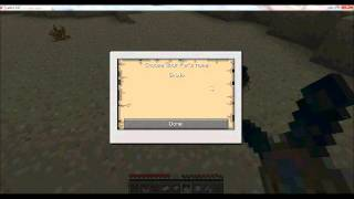 Minecraft -Technic- Mo' Creatures: How to Tame A Cat