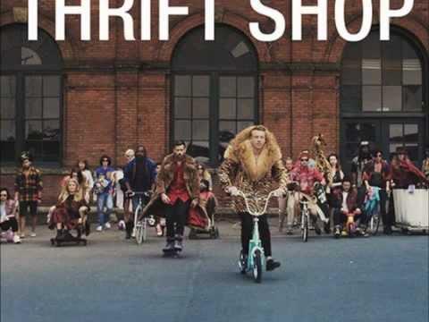 Macklemore-thrift Shop Clean video