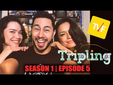 TVF TRIPLING EPISODE 5 | Reaction by Jaby, Achara & Joli! thumbnail