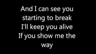 Breaking Benjamin- Give Me A Sign lyrics