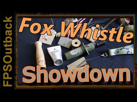 Fox Whistle Showdown - Predator Call Comparison
