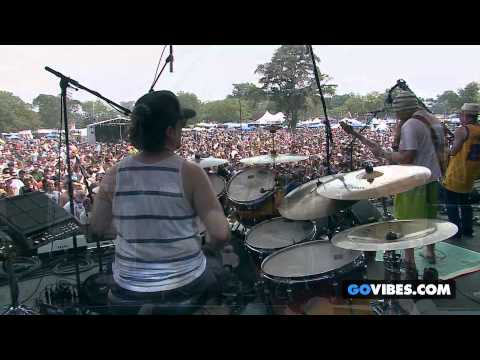 "Twiddle performs ""Polluted Beauty"" at Gathering of the Vibes 2014"