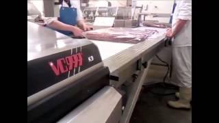 VC999 K9 Automatic Belt Vacuum Chamber Machine
