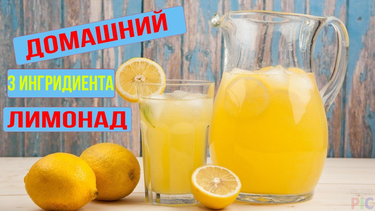 Как сделать лимонад в домашних условиях рецепт без лимона