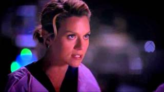 Grey's Anatomy 9x24 Arizona's Fake Smiling Strategy