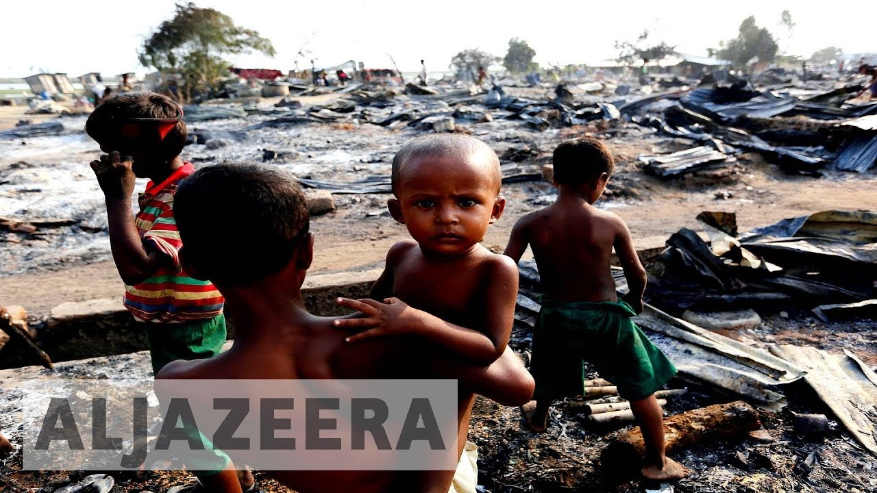 Fears over deal to repatriate Rohingya refugees from Bangladesh to Myanmar