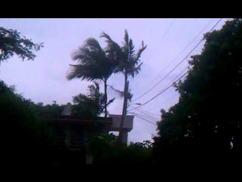 Tropical Storm Emily south east Puerto Rico part 2
