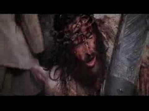 Lead me to the Cross -- The Passion of the Christ Video