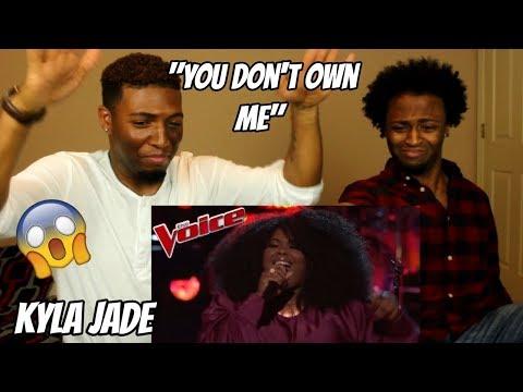 The Voice 2018 Knockout - Kyla Jade: