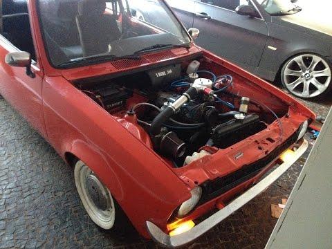 Chevette 1.4 Turbo 1975 - Preparação e acerto