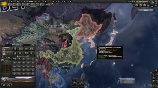 Hearts of Iron IV. IronMan. Китай. Новый патч, новая игра