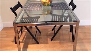 (1.42 MB) IKEA Glass Dining Extendable Table GLIVARP Mp3