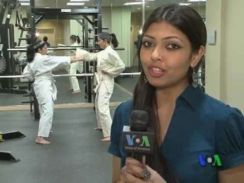Bangladeshi Karate Girls on Life in America