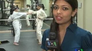 Bangladeshi Karate Girls on Life in America