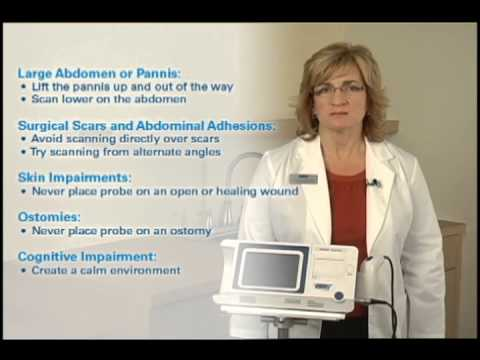 Special Considerations   Attendant Bladder Scanner Training From Direct Supply