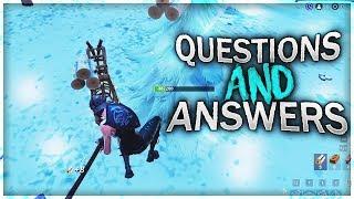 Q&A // ORGs, Skirmishes, PC's & Fortnite
