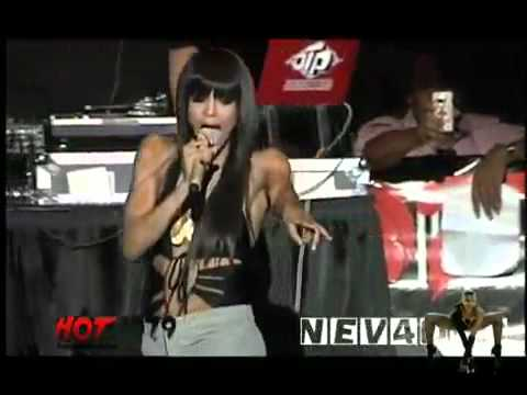 Ciara Ft. Ludacris - Ride (live Hot 1679 2010) video