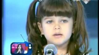 جنى من مصر طفلة مدهشة في ستار صغار