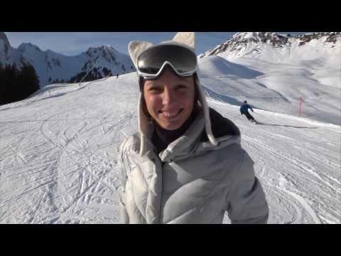 Как научиться быстро кататься на лыжах