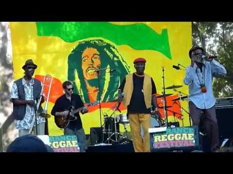 Jamaica All Stars 2012 Garance Reggae Festival/F
