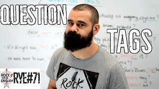 Question Tags | ROCK YOUR ENGLISH #71