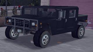 GTA 3 - Patriot