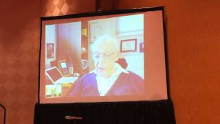 Ralph Baer @ Classic Gaming Expo 2010 part 2 of 3