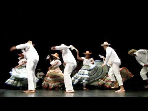 Mi Buenaventura, Danzas Carmen lopez Univalle Europa 2009