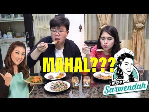 MAHALNYA RESEP SARWENDAH!! Feat. Shely Che