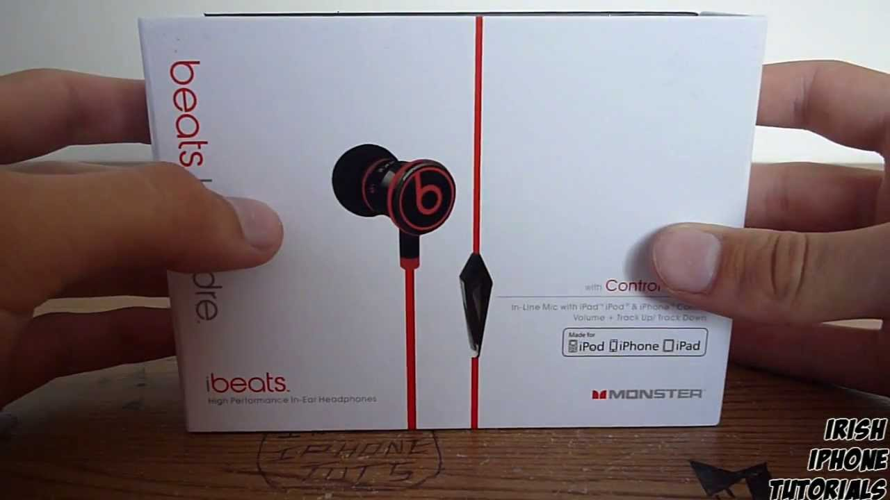 how to tell if ibeats are fake