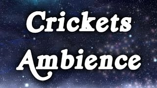 download lagu Crickets, Sleeping, Meditation, Studying, Relaxing White Noise For 12 gratis