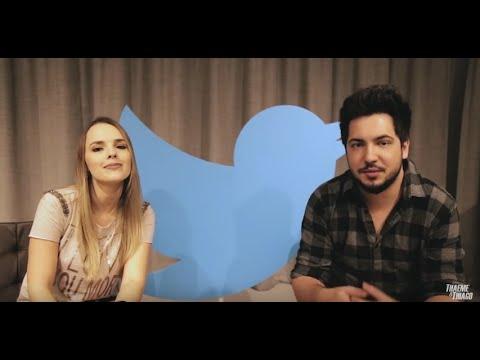 Thaeme e Thiago - Audição no Twitter - #DVDThaemeEThiago