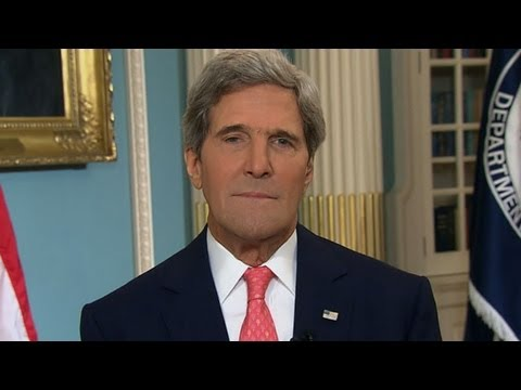 Secretary of State John Kerry 'This Week' Interview: Obama's Plan for Syrian Military Strike