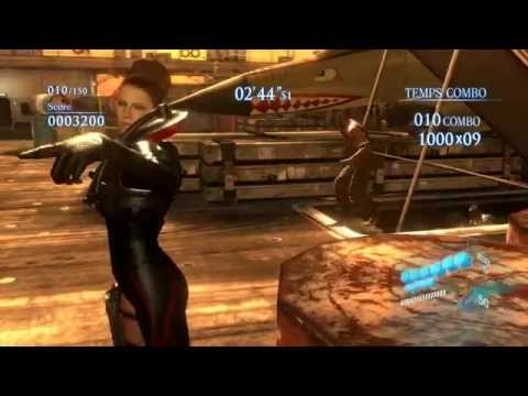 Resident Evil 6 - Excella Gionne Wetsuit Mod