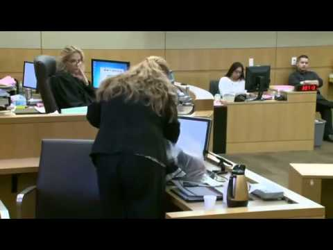 Jodi Arias Murder Trial Day 2. Part 2. Crime Scene Examiner On Stand.