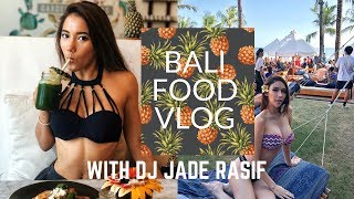 Bali Food Vlog   With my Sister Jade Rasif