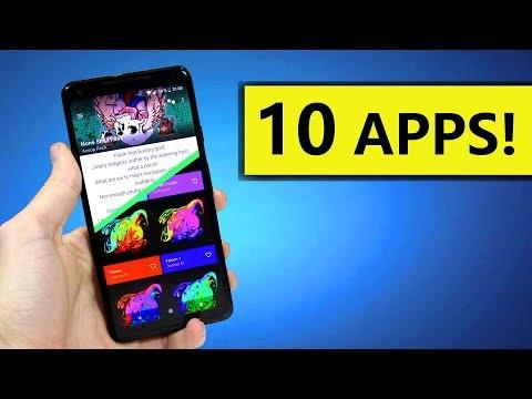 Mejores Aplicaciones NUEVAS para Android - TOP 10