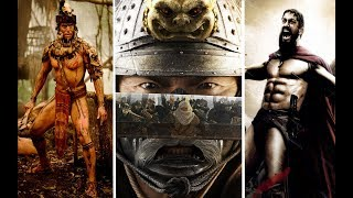 Greatest WARRIOR Cultures in History