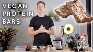 Vegan Coffee Protein Bars - Vegan Fitness Recipes