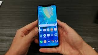 Huawei Mate 20 Pro - Greek unboxing & hands on