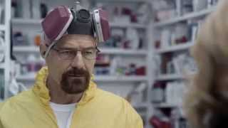 Walter White Super Bowl Ad 2015 : Esurance Say My Name