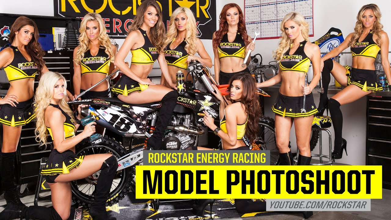 Rockstar Energy Girls Wallpaper Porn