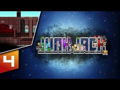 Junk Jack X | Let's Play | Episode: 4 Copper Keys & Building Houses!